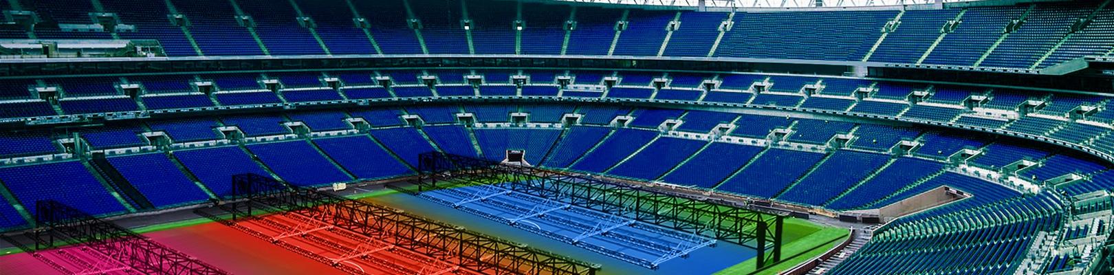 Stadion & Accommodatie